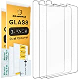lg 3 beat - [3-PACK]-Mr Shield For LG G3 Vigor / G3 Mini / G3 Beat [Tempered Glass] Screen Protector with Lifetime Replacement Warranty