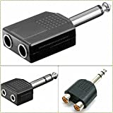 Breewell All Types of Audio Jack Converter (Set of 3)