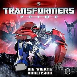 Die vierte Dimension (Transformers Prime 5)