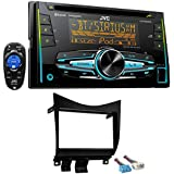 JVC Stereo CD Player+Bluetooth/USB/iPhone/Sirius For 2003-2007 Honda Accord