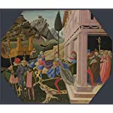 Oil painting 'Zanobi Strozzi The Abduction of Helen ' printing on polyster Canvas , 24 x 28 inch / 61 x 72 cm ,the best Game Room artwork and Home artwork and Gifts is this High quality Art Decorative Prints on Canvas