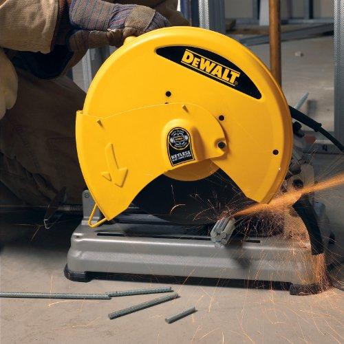 DEWALT Chop Saw, Quick-Change, 14-Inch, Old Model (D28715)