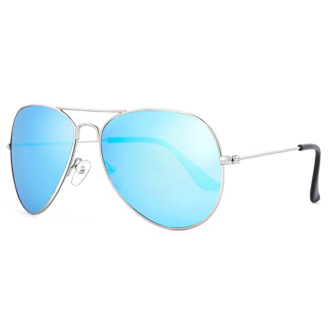 7d3826ce23f ROLF ROSSINI Classic Aviator Polarized Sunglasses for Kids Mirror Sun  Glasses Boys and Girls UV 400