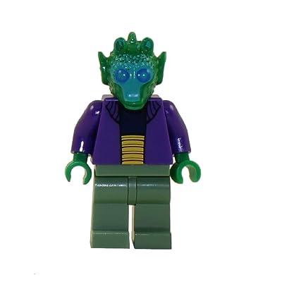 Lego Star Wars Senator Onaconda Farr Minifigure: Toys & Games