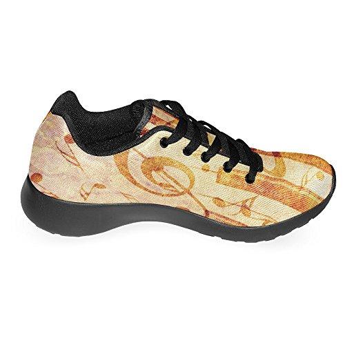 Go InterestPrint Running Lightweight Shoes Womens Casual Multi Running Comfort Easy Walking Jogging Sneaker 10 XxXfr1nA