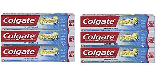 Colgate Mattress Total Whitening Toothpaste 7.8oz mqLJMV,...