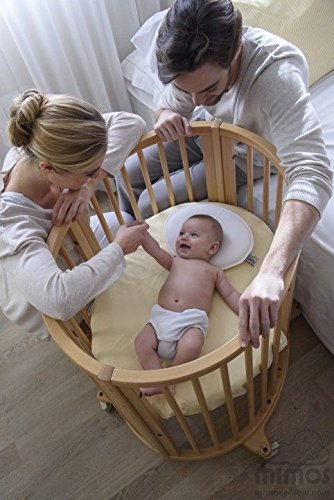 Mimos Pillow removes the need to worry about constantly re-positioning your baby