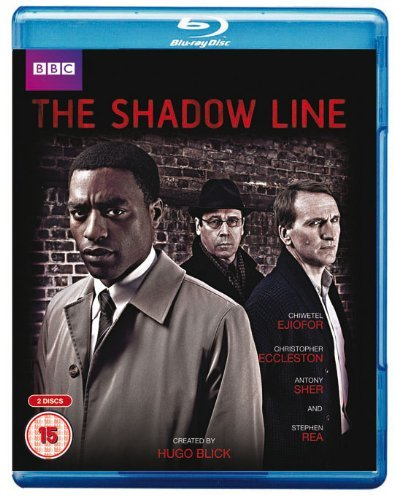 Shadow Line [Blu-ray]