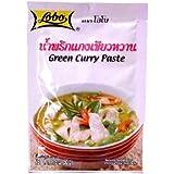 Lobo Green Curry Paste 1.76oz. (3 Sachets)