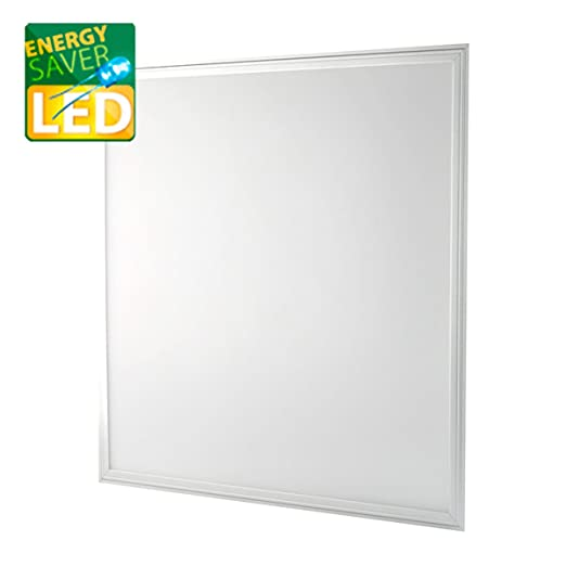 Panel LED empotrable, LAURA classic, 625 x 625 mm, 48 W LED ...