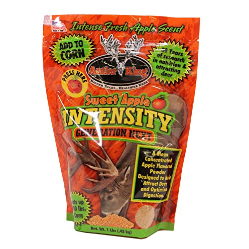 (Antler King Sweet Apple Attractants, Attractants, Blocks, Minerals, Supplements, Sweet Apple Intensity )