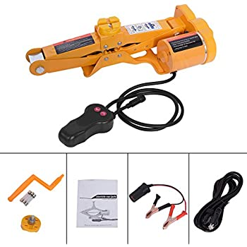 Amazon Com Automotive Car Electric Jack 2 Ton 12v Dc