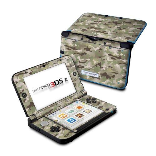 (FC Camo - DecalGirl Sticker Wrap Skin Compatible with Nintendo Original 3DS XL)