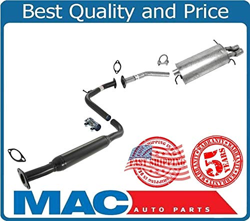 (Mac Auto Parts 15953 Ford Probe GT 2.5L V6 Muffler Exhaust System)