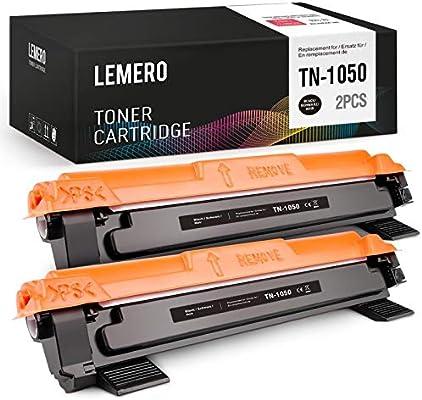 LEMERO TN1050 TN-1050 Cartucho de tóner Compatible para Brother ...