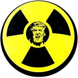 Gaggity Gifts Trump's Bigger More Powerful Nuclear Sound Button - 28 Funny Quotes Tweets in His Voice - Great Gag Gift Men, Women, Republican, Democrat Political Friends