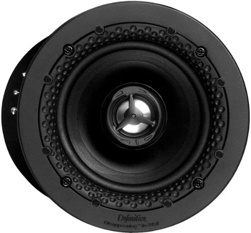Definitive Technology UERA/Di 4.5R Round In-ceiling Speaker (Single) by Definitive Technology B001UL3H0I