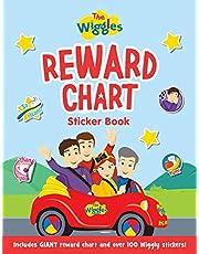 The Wiggles: Reward Chart Sticker Book