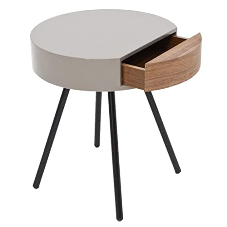 Amazon.com: Coffee Tables Side Table Seating Area Modern ...
