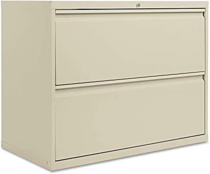 Amazon Com Alera 2 Drawer Lateral File Cabinet 36 Inch By 19 1 4 Inch By 29 Inch Putty Furniture Decor