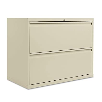 Amazoncom Alera 2 Drawer Lateral File Cabinet 36 Inch By 19 14