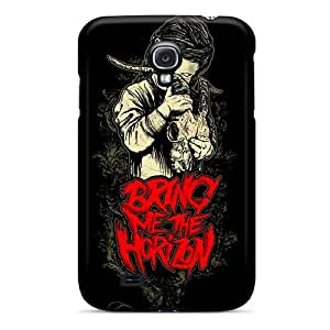 Galaxy S4 Bmth Print High Quality Tpu Gel Frame Cases Covers