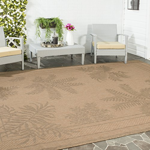Safavieh Courtyard Collection CY6683 39 Natural product image