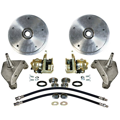 Empi Drop Spindle 5/205 Front Disc Brake Kit, Link Pin ()