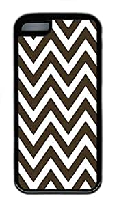 for iphone 6 4.7 Case Black And White Chevron TPU Custom for iphone 6 4.7 Case Cover Black