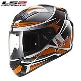 LS2 Helmet FF352-L Gamma Orange