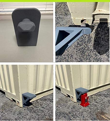 Container Booster Container Leveler