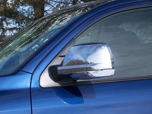 - QAA FITS SEQUOIA 2008-2019 / TUNDRA 2007-2019 TOYOTA (2 Pc: ABS Plastic Mirror Cover Set, 2/4-door) MC27145