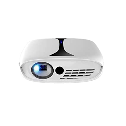 Amazon.com: Linbing123 Mini proyector portátil WiFi DLP HD ...