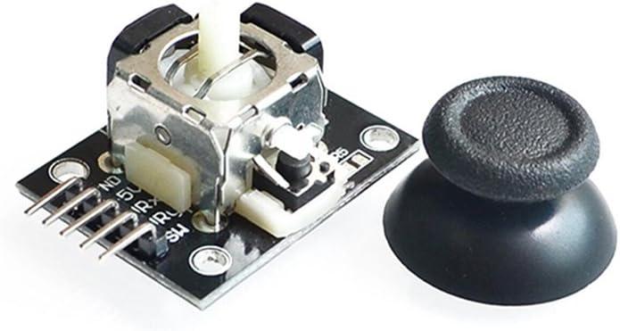 Dual-axis XY Joystick Module for arduino KY-023