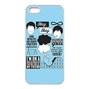 Happy The Fault in Our Stars Cell Phone Case for Iphone 5s