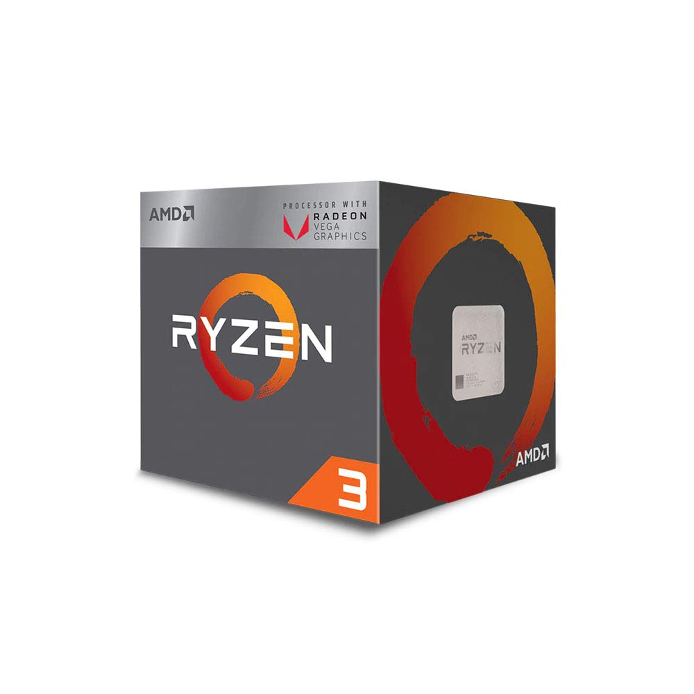 Amd Ryzen 3 3200g 4-core Unlocked Con Radeon Graphics