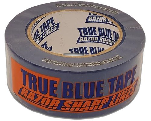 24 Roll Case of 2 Inch Blue Painters Tape. Buy in bulk - Save - Site Painter