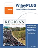 Geography: Realms, Regions, and Concepts, 17e WileyPLUS Learning Space Registration Card + Loose-leaf Print Companion