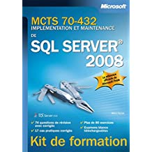 EXAMEN 70-432 SQL SERVER 2008