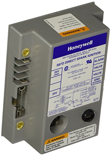 Honeywell S87D1004 Direct Spark Ignition Control