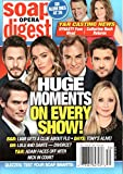 Soap Opera Digest Magazine July 29 2019 Mark Grossman Scott Clifton Katrina Bowden Thaao Penghlis Dominic Zamprogna Emme Rylan