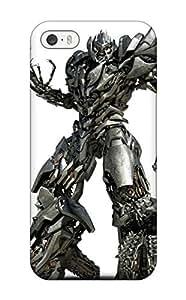 Hot Design Premium DiaTSbu18577RLEjW Tpu Case Cover Iphone 5/5s Protection Case(megatron)