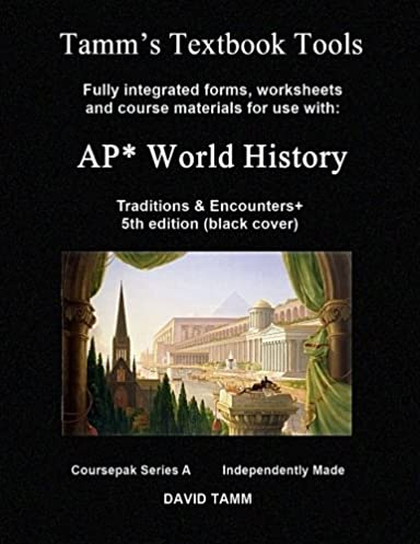 amazon com ap world history traditions and encounters 5th ed rh amazon com Traditions and Encounters 4th Ed Traditions and Encounters Chapter Outlines
