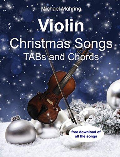 Violin Christmas Songs: TABs and Chords The Christmas Song Tab