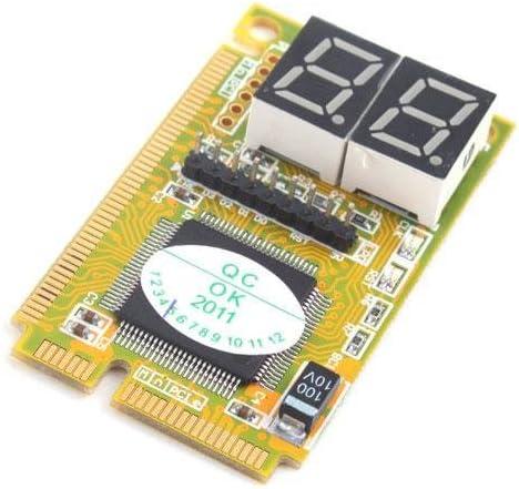 3 in 1 Mini PCI//PCI-E LPC PC Analyzer Tester Post Card