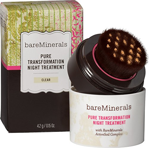 bareMinerals Pure Transformation Clear Night Treatment, 0.15