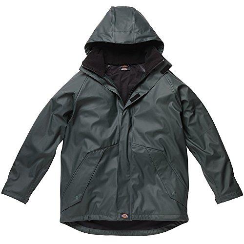 Green Wp50000g Jacket Mens Raintite Verde Workwear Dickies wZHOFaqn