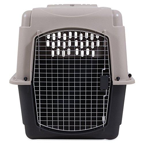Petmate 21553 Ultra Vari Kennel - Transportadora para perros de 22.7 a 31.7 kg (50-70 lbs), Grande - 91.4 x 63.5 x 68.5 cm...