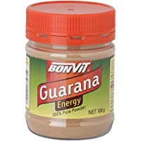 Bonvit 100 Percent Pure Guarana Energy Powder 100 g, 100 grams