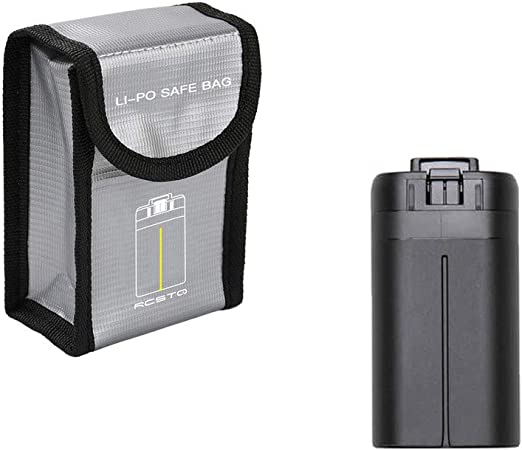 Lipo Lithium Battery Fireproof Explosion-Proof Bags For DJI OSMO//Mobile+